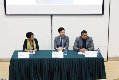 Seminar on Climate Change: What Policy And Preventing Measures Against Typhoons And Floods